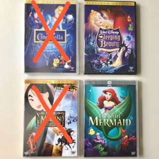 🆕 Disney Movie DVD (original)