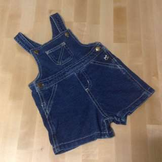 Faded Glory Overall (6-9M)