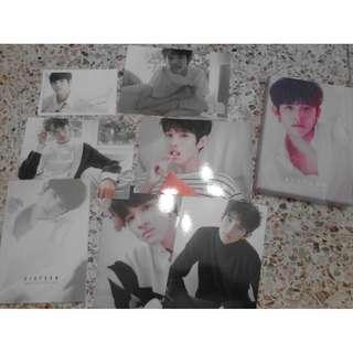 Samuel Mini Album Vol. 1 - Sixteen (Photobook, Photocard, Postcard)