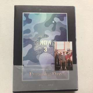 wts bts now3 full set unsealed