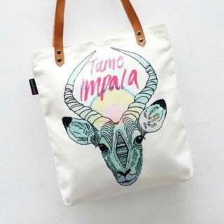Totebag canvas custom