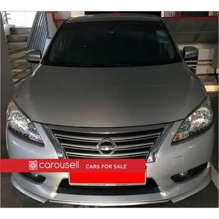 Nissan Sylphy 1.6A (OPC)