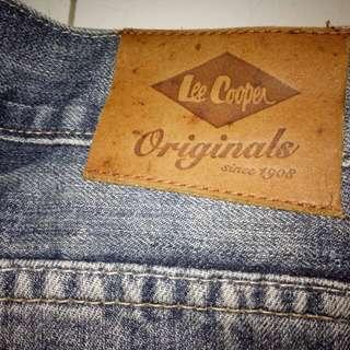 Lee Cooper Originale Authentic Jeans.