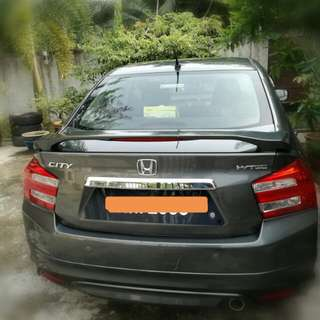HONDA CITY I-VTEC NEW FACELIFT 2012