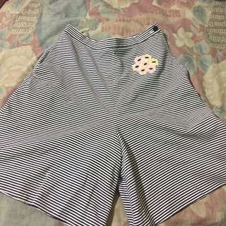 Stripe Culottes