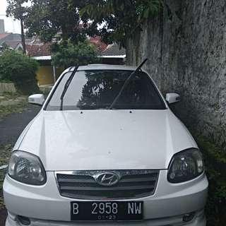 Hyundai avega AT 2010
