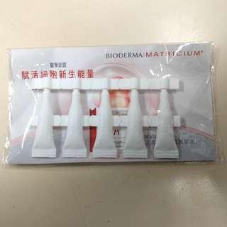 [包郵] BIODERMAMATRICIUM®注活細胞能量昇華水 1ml x 6