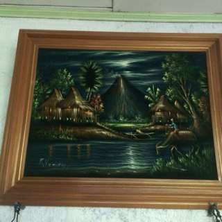 wall painting reprice