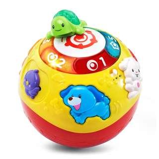 SALE! BRAND NEW  VTech Wiggle & Crawl Ball