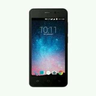Smartfren Andromax B Spesial Edition Hitam Free Perdana GSM