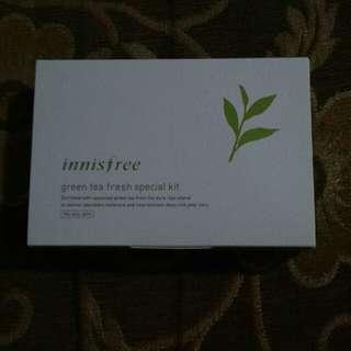 innisfree fresh kit