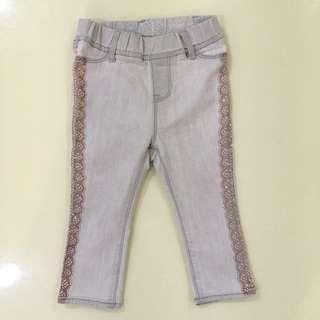 GAP Grey Jeans (12-18m)