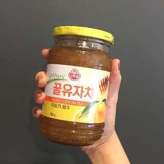 New Ottogi Honey Citron Tea 500g