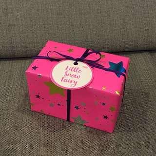 New Lush Little Snow Fairy Gift Set