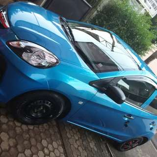 Brio CBU manual 50.000 km
