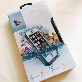 Lifeproof nüüd case for iPhone 5/5s 蘋果防水防塵防雪耐衝擊電話殼