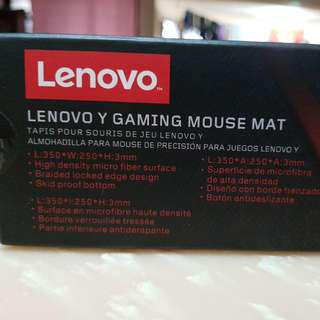 Lenovo Gaming Mouse (with free Gaming Mouse Mat)