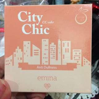 Emina City Chic Cc Cake Powder #CNY2018