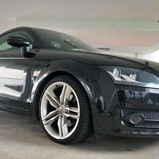 Audi TT 2.0T Coupe DSG Gearbox