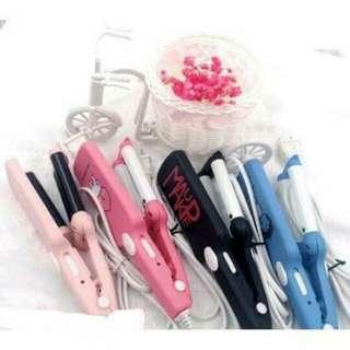 Korean mini Three-rod curler