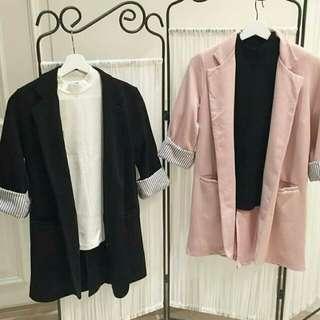 Pakaian wanita Wn. Ayin blazer (no inner)