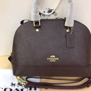 Coach Mini Sierra Original Coach Handbag