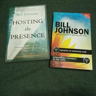 Books by Bill Johnson
