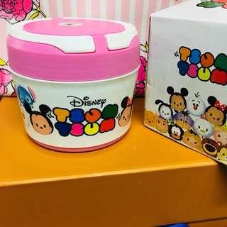 Lunch Box Insulated Disney Tsum Tsum