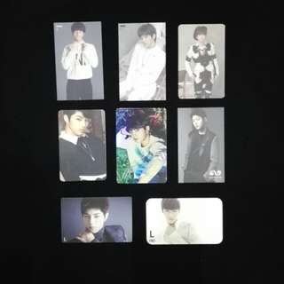 (CLEARANCE) INFINITE L OFFICIAL PHOTOCARDS