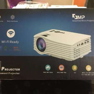 LED Projector(wifi ready)