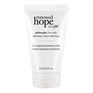 Philosophy Renewed Hope in a Jar Re-energizing Moisture Sleep Mask 120ml