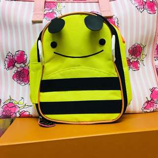 NEW Insulated Bag Lunch - Bee design