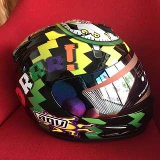 AGV sport full face helmet