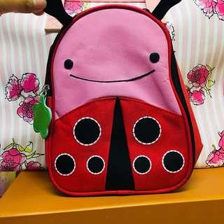 NEW Insulated Bag Lunch - Ladybug design