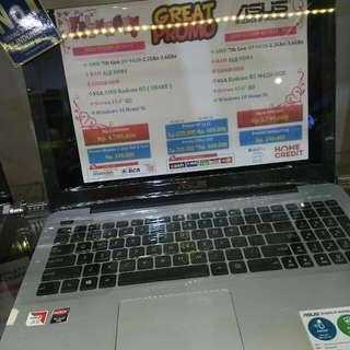 kredit Laptop Asus x555BA