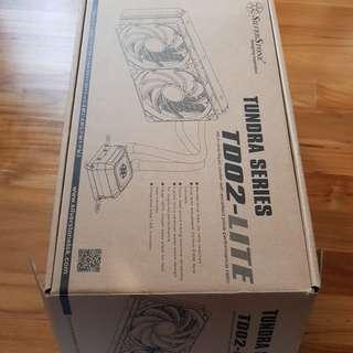 New Silverstone Liquid Cooler TD-02 Lite