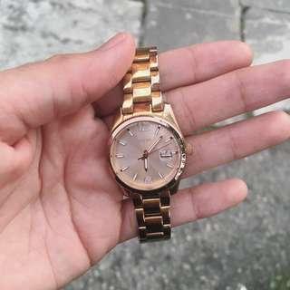 Fossil watch (Original) Rosegold