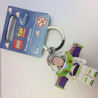 Lego Buzz Lightyear Keychain *Rare