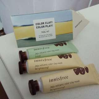 Innisfree Colour Clay Set