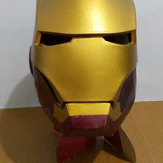 Iron man mk4 cosplay helmet