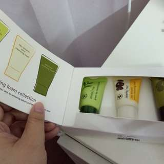 Innisfree Pore Cleansing Set