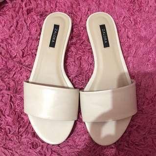 Zalora One Strap Sandals