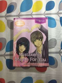 Mistakenly Meant For You (Wattpad)