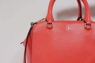 Tory Burch Orange Shoulder Bag
