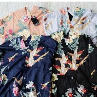 v bird blouse