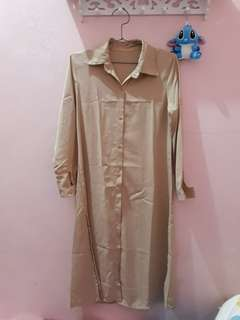 Tunik cream
