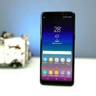 Samsung A8 Cicil Bunga Rendah 0.99% Proses 30 Menit