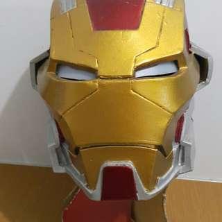 Iron man Mk 17 cosplay helmet