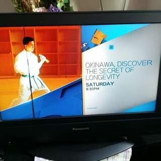 LCD TV 26 inch Panasonic