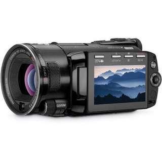 Canon HD handycam HFS10 camcorder